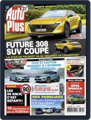 Auto Plus France (Digital) Subscription June 26th, 2020 Issue