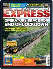 Rail Express (Digital) Subscription July 1st, 2020 Issue