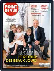 Point De Vue (Digital) Subscription July 7th, 2020 Issue