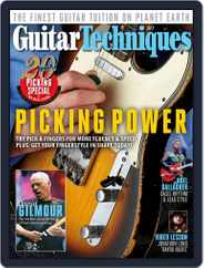 Guitar Techniques (Digital) Subscription August 1st, 2020 Issue