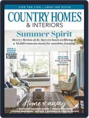 Country Homes & Interiors (Digital) Subscription August 1st, 2020 Issue