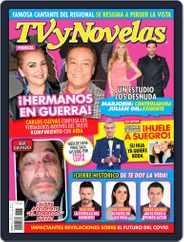 TV y Novelas México (Digital) Subscription July 6th, 2020 Issue