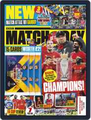 Match Of The Day (Digital) Subscription July 7th, 2020 Issue