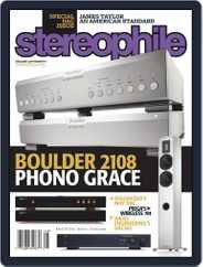 Stereophile (Digital) Subscription August 1st, 2020 Issue