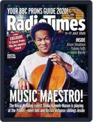 Radio Times (Digital) Subscription July 11th, 2020 Issue