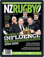 NZ Rugby World (Digital) Subscription June 1st, 2020 Issue