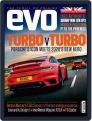 Evo (Digital) Subscription August 1st, 2020 Issue