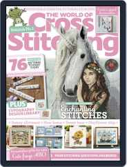 The World of Cross Stitching (Digital) Subscription September 1st, 2020 Issue