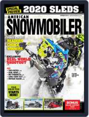 American Snowmobiler Magazine (Digital) Subscription March 1st, 2019 Issue