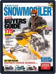American Snowmobiler Magazine (Digital) Subscription October 1st, 2018 Issue