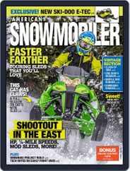 American Snowmobiler Magazine (Digital) Subscription February 1st, 2018 Issue