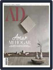 Architectural Digest Mexico (Digital) Subscription May 1st, 2020 Issue