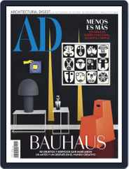 Architectural Digest Mexico (Digital) Subscription April 1st, 2019 Issue