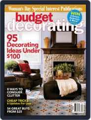 Budget Decorating Ideas (Digital) Subscription November 19th, 2007 Issue