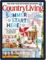 Country Living (Digital) Subscription June 1st, 2019 Issue