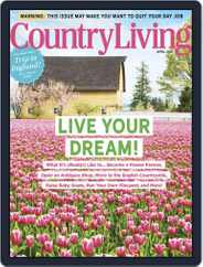 Country Living (Digital) Subscription April 1st, 2019 Issue