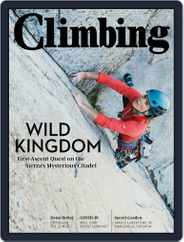 Climbing (Digital) Subscription July 1st, 2020 Issue