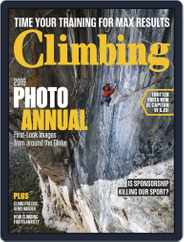 Climbing (Digital) Subscription August 1st, 2019 Issue