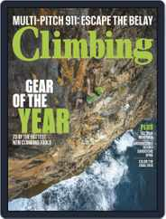 Climbing (Digital) Subscription April 1st, 2019 Issue