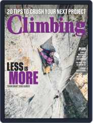 Climbing (Digital) Subscription January 1st, 2019 Issue