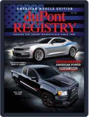 duPont REGISTRY (Digital) Subscription July 1st, 2020 Issue