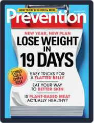 Prevention (Digital) Subscription January 1st, 2020 Issue