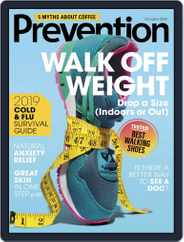 Prevention (Digital) Subscription October 1st, 2019 Issue