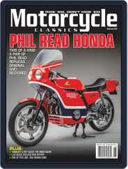 Motorcycle Classics (Digital) Subscription May 1st, 2020 Issue