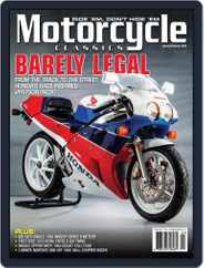 Motorcycle Classics (Digital) Subscription January 1st, 2019 Issue