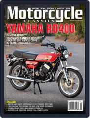 Motorcycle Classics (Digital) Subscription November 1st, 2018 Issue