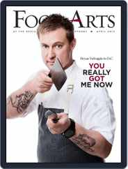 Food Arts (Digital) Subscription April 2nd, 2013 Issue