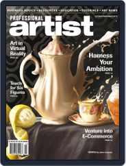 Professional Artist (Digital) Subscription October 1st, 2017 Issue