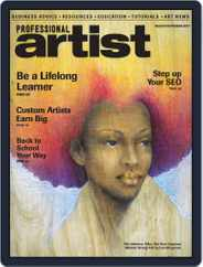 Professional Artist (Digital) Subscription August 1st, 2017 Issue
