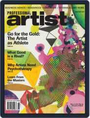 Professional Artist (Digital) Subscription June 1st, 2017 Issue