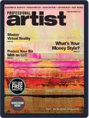 Professional Artist (Digital) Subscription December 9th, 2016 Issue