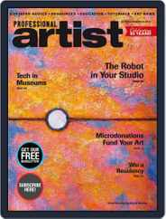 Professional Artist (Digital) Subscription October 1st, 2016 Issue