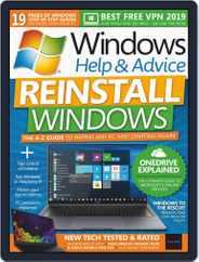 Windows Help & Advice (Digital) Subscription June 1st, 2019 Issue