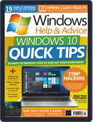 Windows Help & Advice (Digital) Subscription May 1st, 2019 Issue