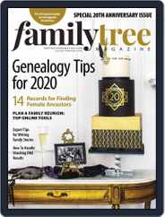 Family Tree (Digital) Subscription January 1st, 2020 Issue