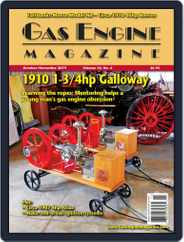 Gas Engine (Digital) Subscription October 1st, 2019 Issue