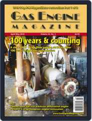 Gas Engine (Digital) Subscription April 1st, 2018 Issue