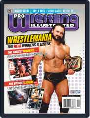 Pro Wrestling Illustrated (Digital) Subscription August 1st, 2020 Issue