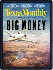Texas Monthly (Digital) Subscription February 1st, 2020 Issue
