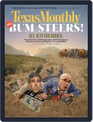 Texas Monthly (Digital) Subscription January 1st, 2020 Issue