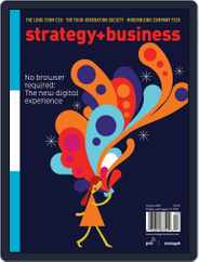 strategy+business (Digital) Subscription May 14th, 2019 Issue