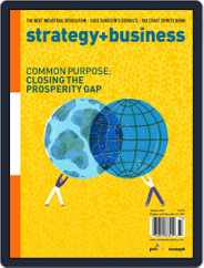 strategy+business (Digital) Subscription November 28th, 2017 Issue