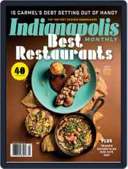 Indianapolis Monthly (Digital) Subscription April 1st, 2020 Issue