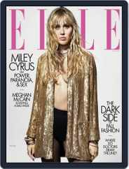 Elle (Digital) Subscription August 1st, 2019 Issue
