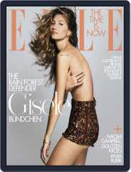 Elle (Digital) Subscription July 1st, 2019 Issue