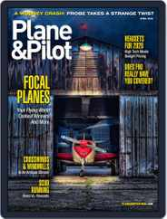 Plane & Pilot (Digital) Subscription April 1st, 2020 Issue
